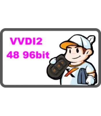Activate VVDI2 48 96bit