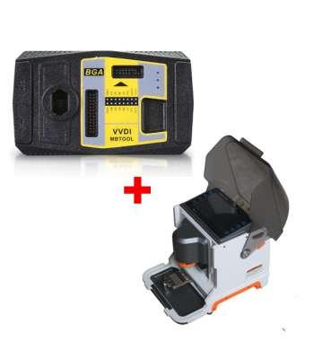 Xhorse Condor XC-MINI + VVDI MB BGA Tool